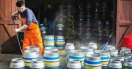 Akku-Hochdruckreiniger mit Wassertank